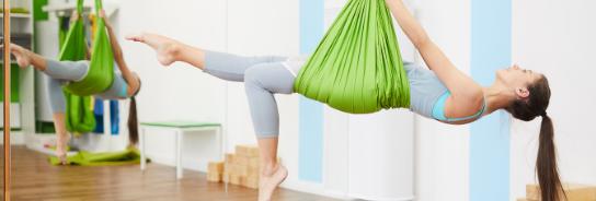 Yogagynger