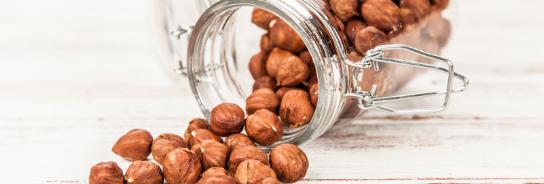Hasselpähkinät