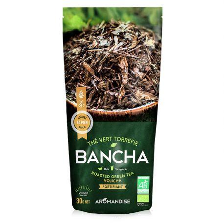 Bancha Hojicha Te – Grönt Japanskt ekologiskt te 1