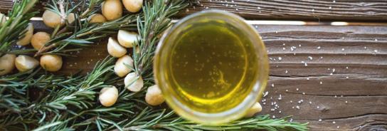 Kaldpresset olje & fettsyrer