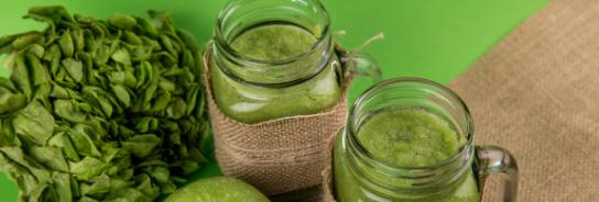 Grønne blandinger