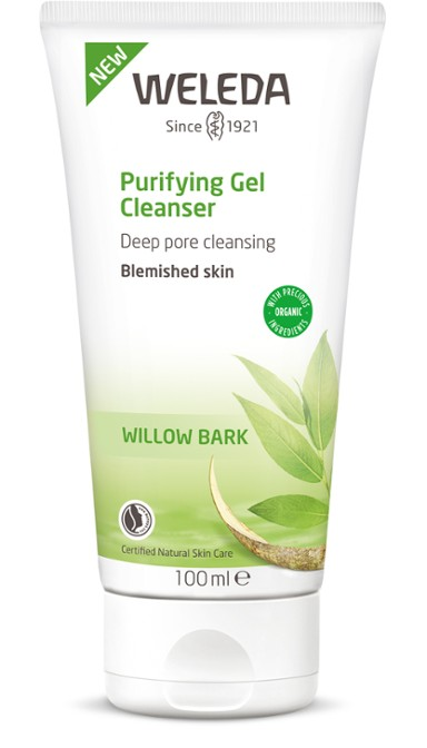 Weleda - Purifying Gel Cleanser för fet & blank hy 1