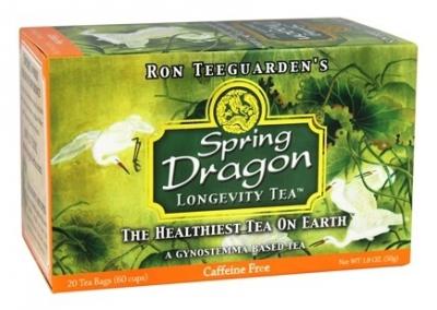 Spring Dragon te från Dragon Herbs 1