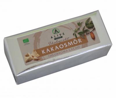 RAW Kakaosmör 100% 250 gram 1