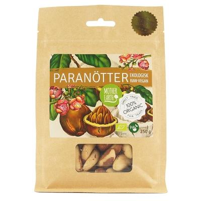 RAW Ekologiska Paranötter 250 g 1