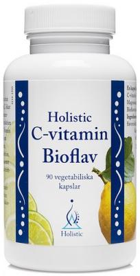 Holistic C-vitamin BioFlav 1