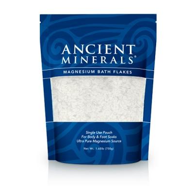 Ancient Minerals Magnesiumflakes för bad 1
