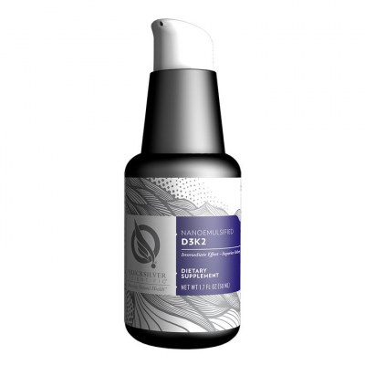 Quicksilver Scientific Liposomal D3 / K2 1