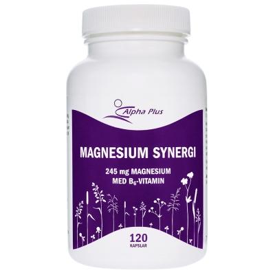 Alpha Plus Magnesium Synergi