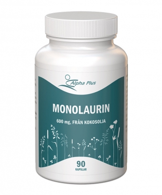 Alpha Plus Monolaurin 1