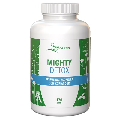 Alpha Plus Mighty Detox 1