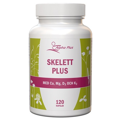 Alpha Plus Skelett Plus