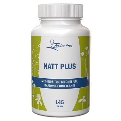 Alpha Plus Natt Plus 1