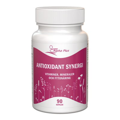 Alpha Plus Antioxidant Synergi