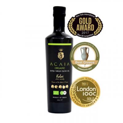 Ekologisk Extra Virgin Olivolja - 500 ml 1