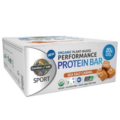 SPORT Proteinbar Salted Caramel 12-pack 1