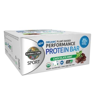 SPORT Proteinbar Choklad/Mint 12-pack 1