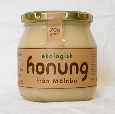 Ekologisk Kallslungad Svensk Honung 1