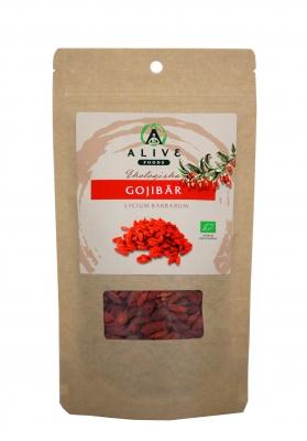 RAW Ekologiska GojiBär 150 gram 1