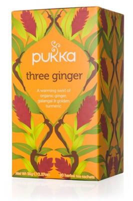 Pukka te Three Ginger 1