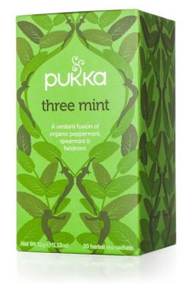 Pukka te Three Mint 1