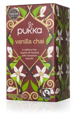 Pukka te Vanilla Chai 1