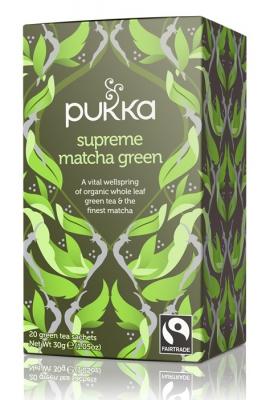 Pukka te Supreme Matcha Green 1