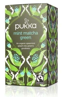 Pukka te Mint Matcha Green 1