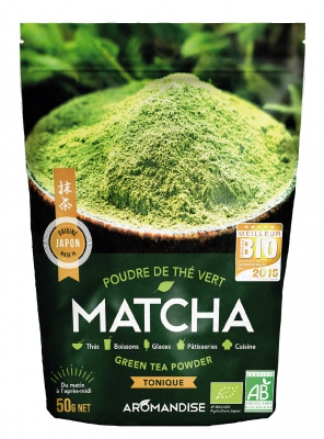 Matcha Te - Grönt Japanskt ekologiskt te 1