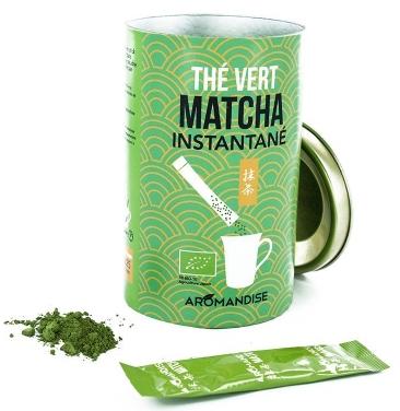 Ekologiskt Matcha Te i portionspåsar / Premium Grade 1