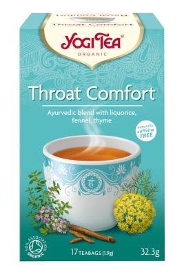 Yogi te Throat Comfort 1