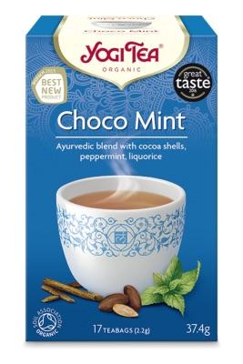 Yogi te Choco Mint 1