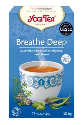 Yogi te Breathe Deep 1