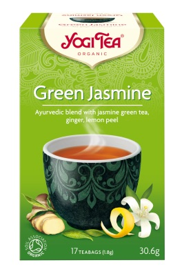 Yogi te Green Jasmin 1