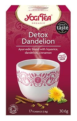 Yogi te Detox Dandelion 1