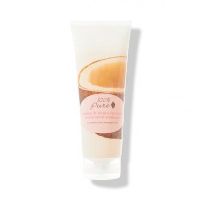 Honey & Virgin Coconut Shampoo 1