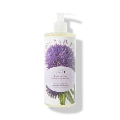 Burdock & Neem Healthy Scalp Shampoo stor 1