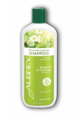 Chamomile Luxurious Shampoo 1