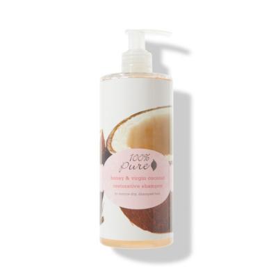 Honey & Virgin Coconut Shampoo stor 1