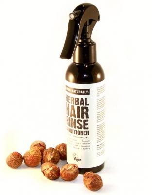 Ekologisk Herbal Hair Rinse Conditioner 1