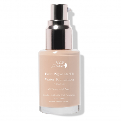 Fruit Pigmented Full Coverage Water Foundation Warm 1.0 1