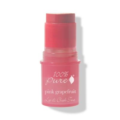 Lip & Cheek Tint / Pink Grapefruit Glow 1