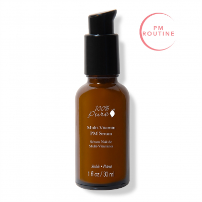 Multi-Vitamin + Antioxidants Potent PM Serum 1
