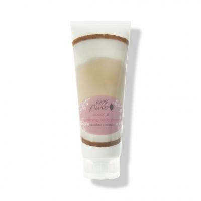 100% Pure Coconut Nourishing Body Cream 1