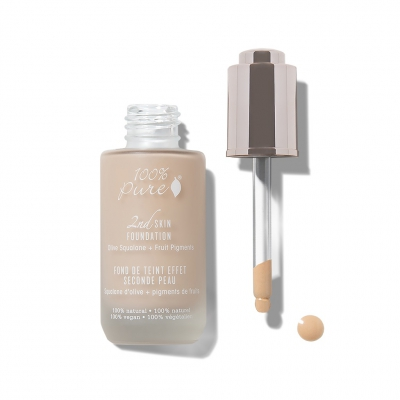 2nd Skin Foundation Shade 3 1