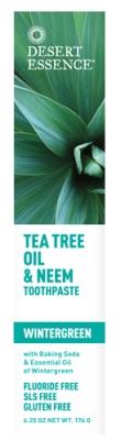 Tandkräm Tea Tree & Neem 1