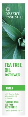 Tandkräm Tea Tree & Fänkål 1