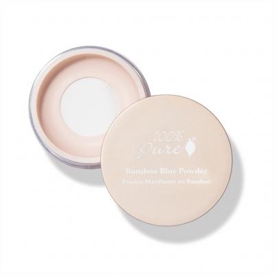 100% Pure Bamboo Blur Powder Translucent 1