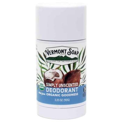 Ekologisk Deodorantkräm Natural 92 gram 1