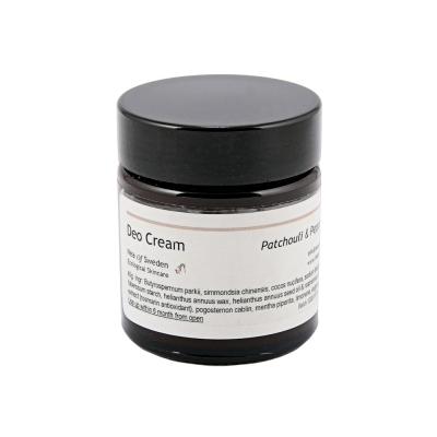 Deodorantkräm Patchouli & Pepparmint 40 ml 1
